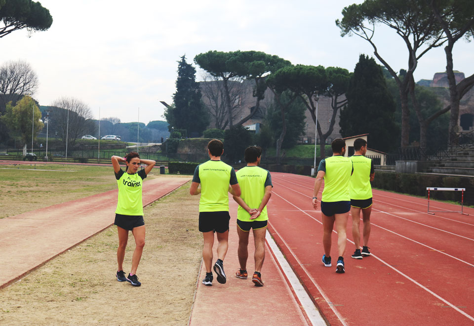 noi Runner Trainer
